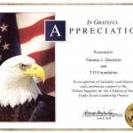 From Boy Scouts of America, June 2009