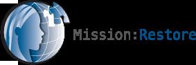 Mission: Restore logo