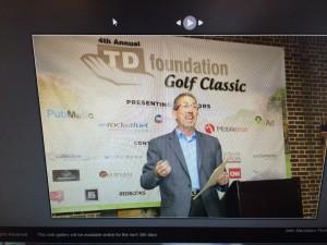 Tom Deierlein - 2014 TDF Golf Outing