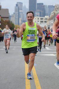 Thomas Bosco running